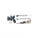 Crash Bars ALU Black Yamaha XT 1200Z Super Tenere 10-14