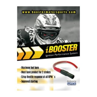 Booster_F1 HARLEY DAVIDSON, YAMAHA ATVS, ARTIC CAT, POLARIS ALL 2-STROKES, MOST 4-STROKES