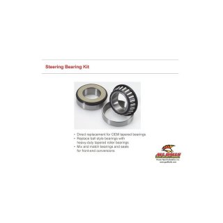 Steering Bearing with Seal