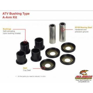 Lwr A-Arm Brg - Seal Kit Polaris Outlaw 450 08-10, Outlaw 525 IRS 07-11, Outlaw 525 S 08-10, Outlaw500 06-07, Scrambler HO/ EPS 850 13, Sportsman 550 11-13, Sportsman 550 EPS 11-13, Sportsman 550 X2 11-13, Sportsman Forest 550 11-14, Sportsman Forest 850